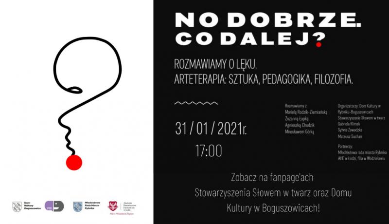Zobacz na Fanpage'ach Stowarzyszenia Słowem w twarz oraz Domu Kultury w Boguszowicach! (2)